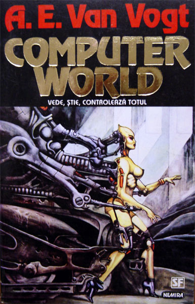 Computerworld - A.E. Van Vogt