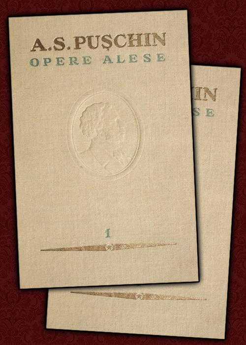 Opere alese (2 volume) - A.S. Puschin / Puskin