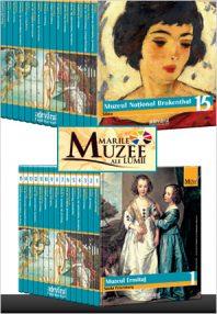 Adevarul - Colectia completa Marile Muzee ale Lumii