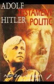 Adolf Hitler - Testament politic