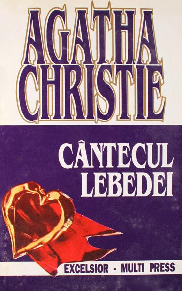 Cantecul lebedei - Agatha Christie