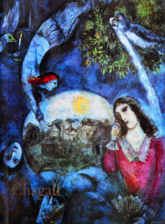 Chagall - Album de arta