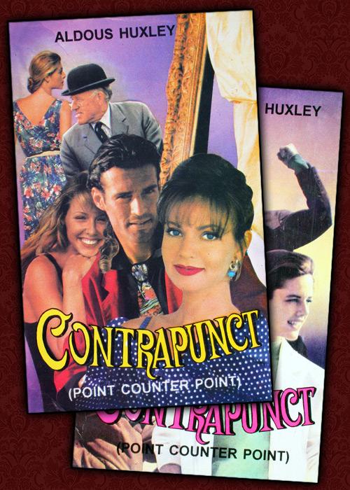 Contrapunct (2 vol.) - Aldous Huxley