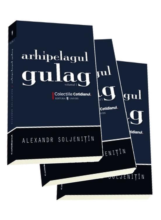 Arhipelagul Gulag (3 vol.) - Alexandr Soljenitin