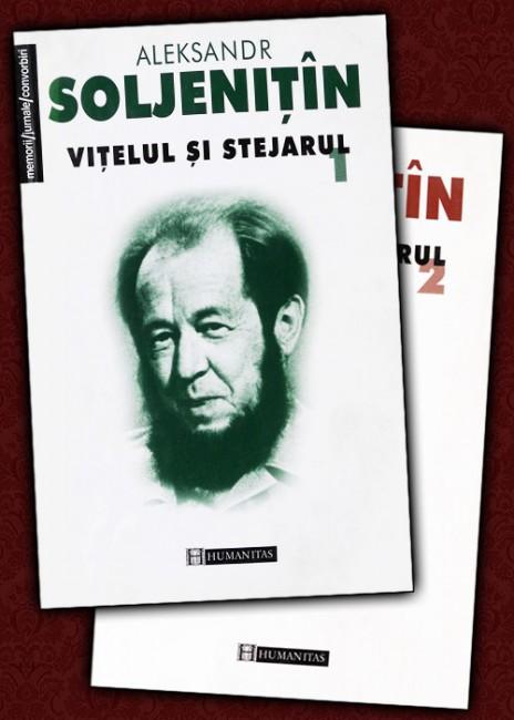 Vitelul si stejarul (2 vol.) - Alexandr Soljenitin