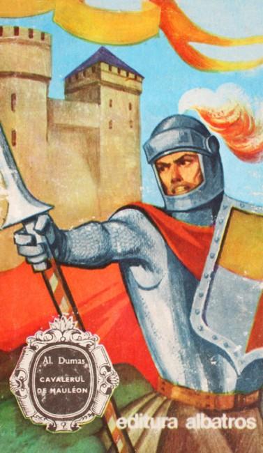 Cavalerul de Mauleon (editia de lux) - Alexandre Dumas