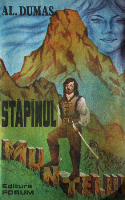 Stapanul muntelui - Alexandre Dumas