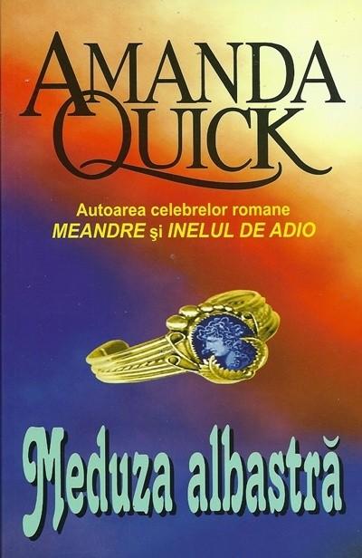 Meduza albastra - Amanda Quick