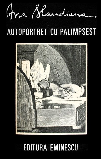 Autoportret cu palimpsest (editia princeps