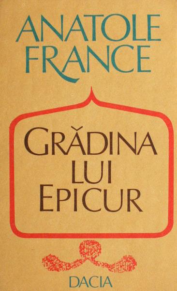 Gradina lui Epicur - Anatole France