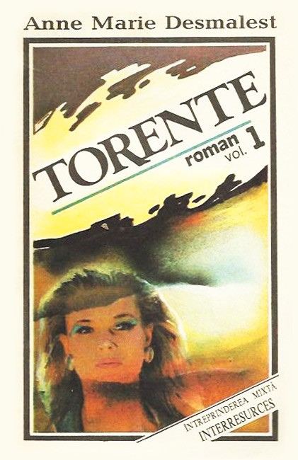 Torente (3 vol.) - Anne Marie Desmarest