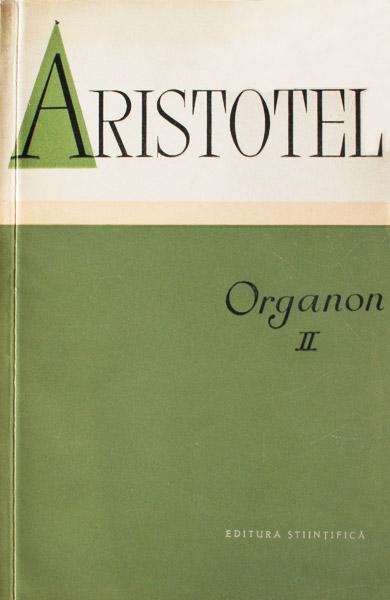 Organon II - Aristotel