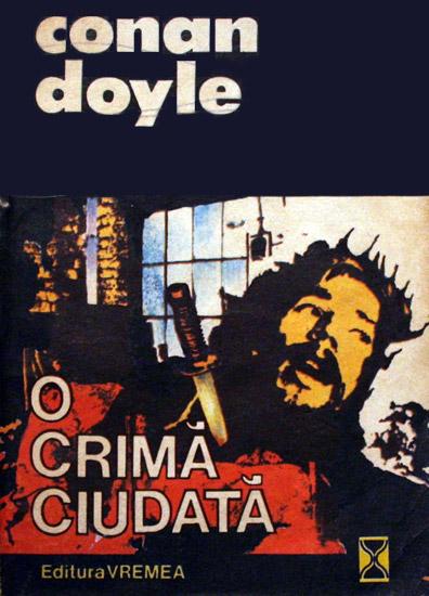 O crima ciudata - Arthur Conan Doyle