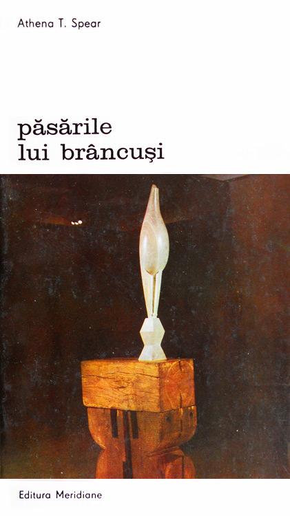 Pasarile lui Brancusi - Athena Spear