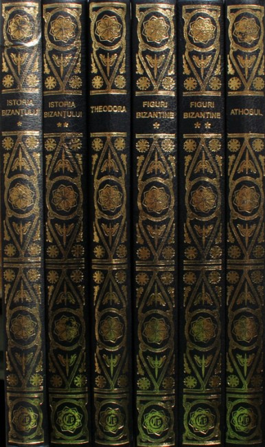 Istoria Bizantului (2 volume