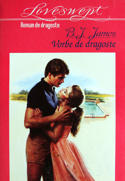 Vorbe de dragoste - B.J. James