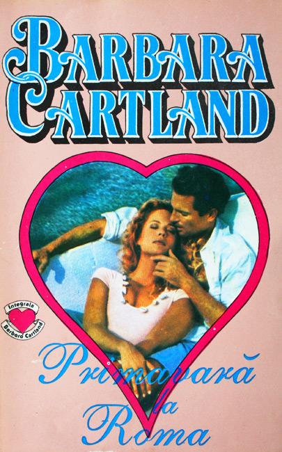 Primavara la Roma - Barbara Cartland
