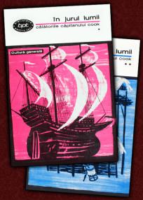 Calatoriile capitanului Cook. In jurul lumii (2 vol.) - James Cook