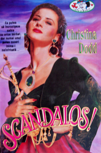 Scandalos! - Christina Dodd