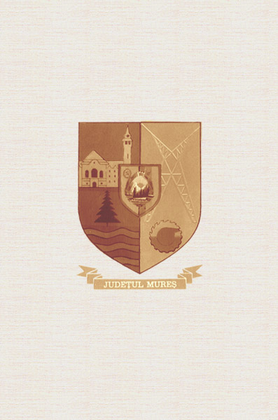 Judetul Mures. Monografie - Colectiv de autori
