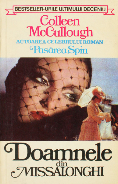 Doamnele din Missalonghi - Colleen McCullough