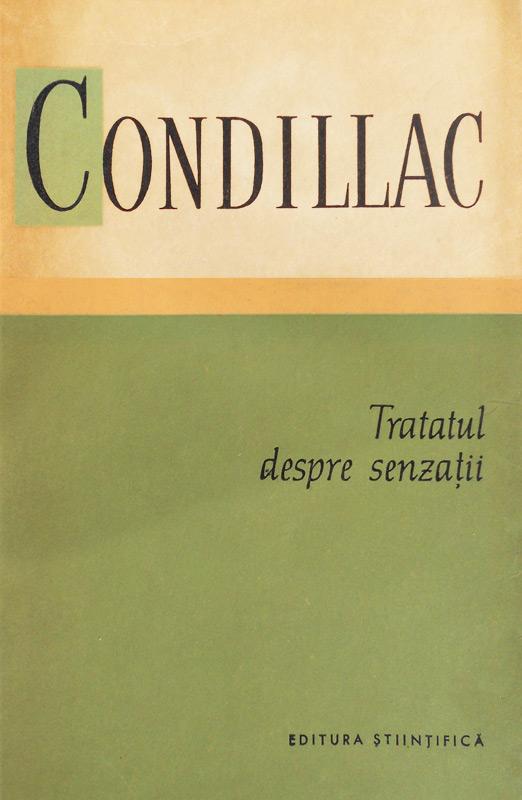 Tratatul despre senzatii - Condillac