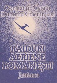 Raiduri aeriene romanesti - Constantin Ucrain