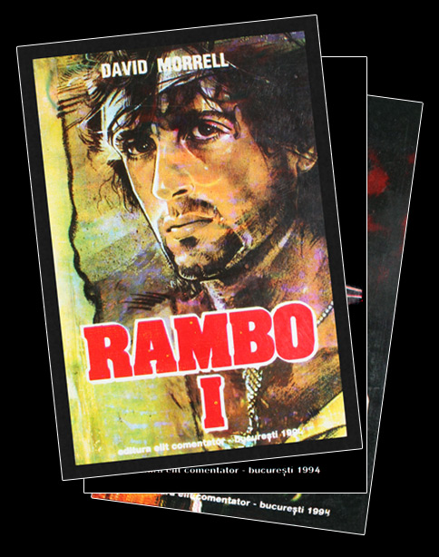 Rambo (3 vol.) - David Morrell