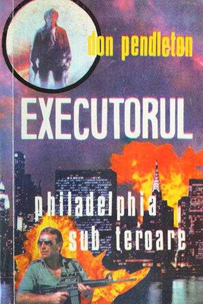 Executorul - Don Pendleton