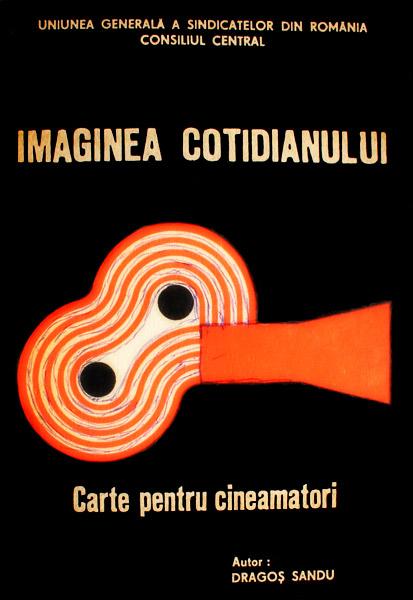 Imaginea cotidianului (carte pentru cineamatori) - Dragos Sandu