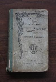 Exercices Francais. Cours Moyen de Grammaire (1906) - E. Ragon