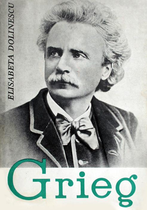 Edvard Grieg - Elisabeta Dolinescu
