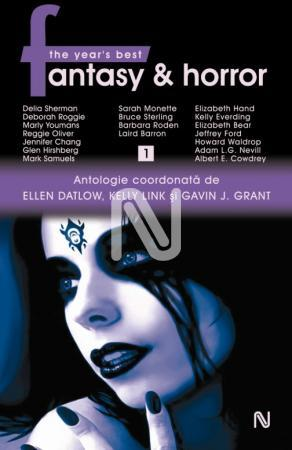 The Year's Best Fantasy & Horror (vol. 1) - Ellen Datlow