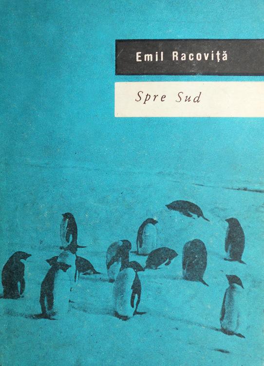 Spre Sud - Emil Racovita