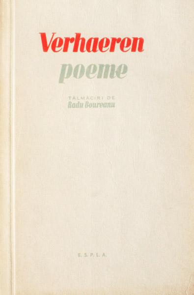 Poeme - Emile Verhaeren