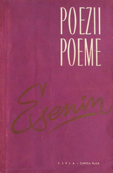 Poezii. Poeme - Esenin