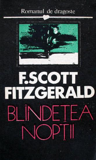 Blandetea noptii - F. Scott Fitzgerald