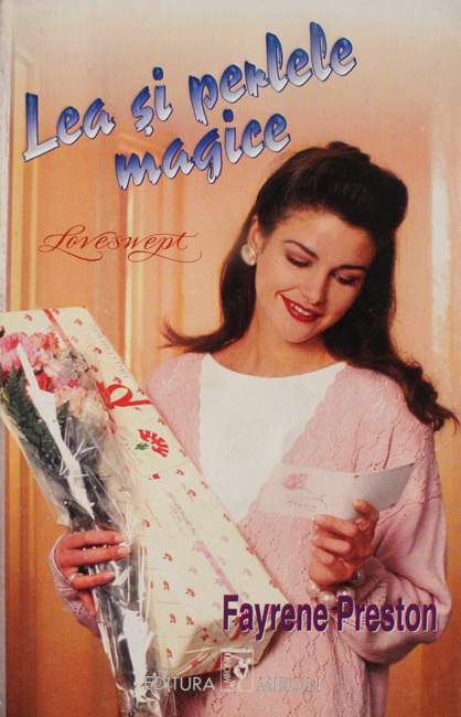 Lea si perlele magice - Fayrene Preston