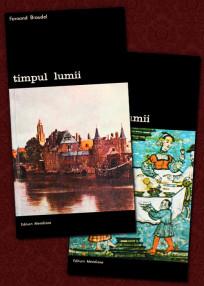 Timpul lumii (2 vol.) - Fernand Braudel