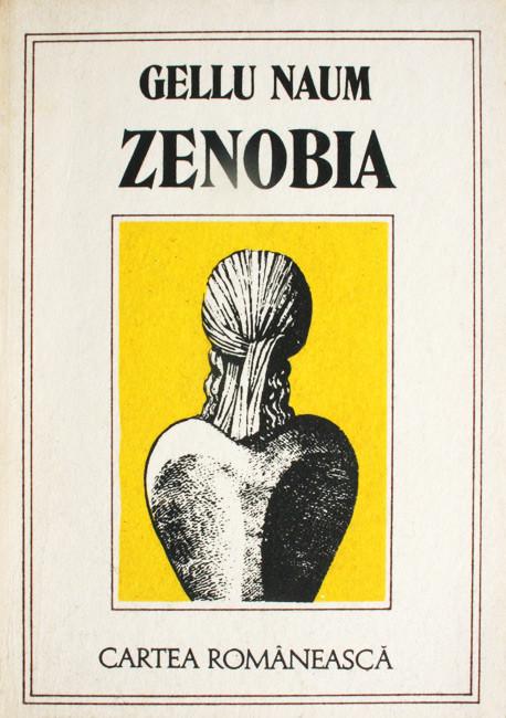 Zenobia (editia princeps) - Gellu Naum