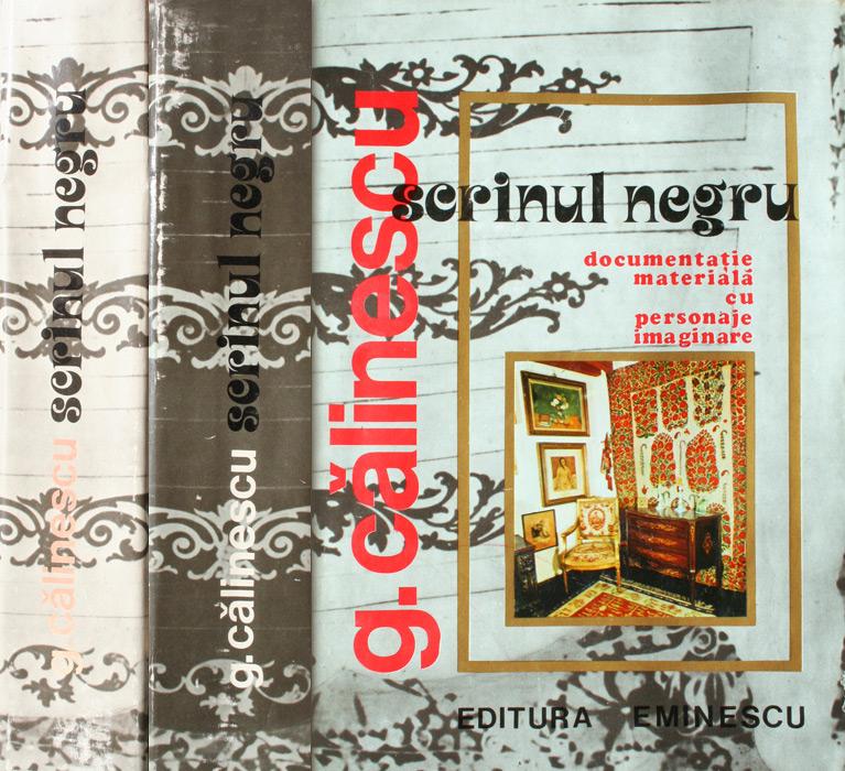 Scrinul negru (2 vol.) - George Calinescu