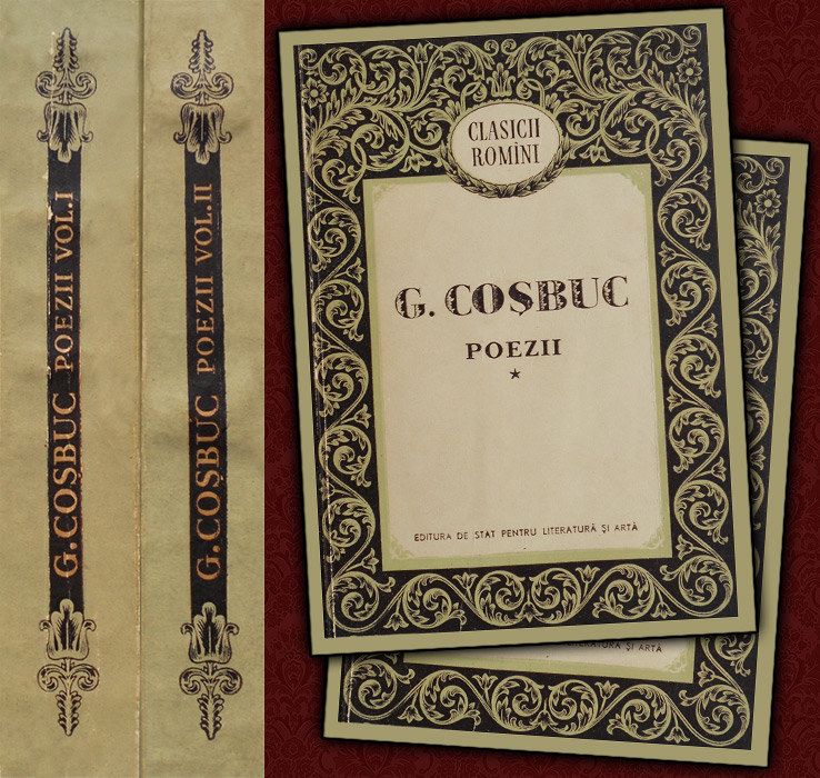 Poezii (2 volume