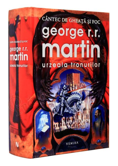 Urzeala Tronurilor - George R.R. Martin