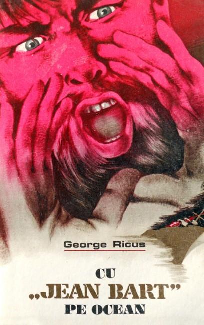 """Cu """"Jean Bart"""" pe ocean - George Ricus"""