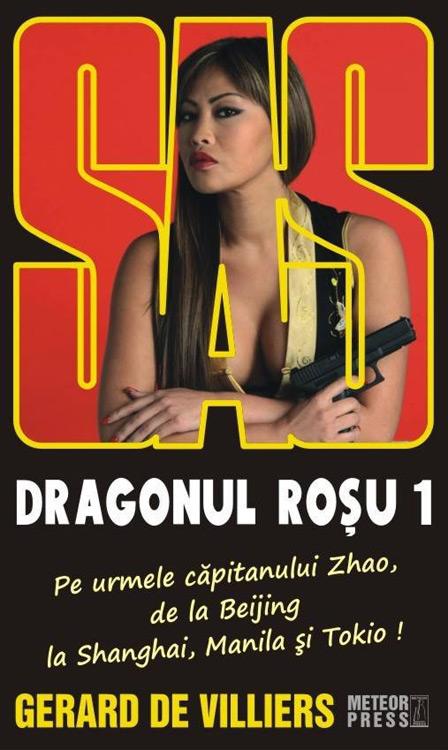 SAS: Dragonul Rosu 1 - Gerard De Villiers