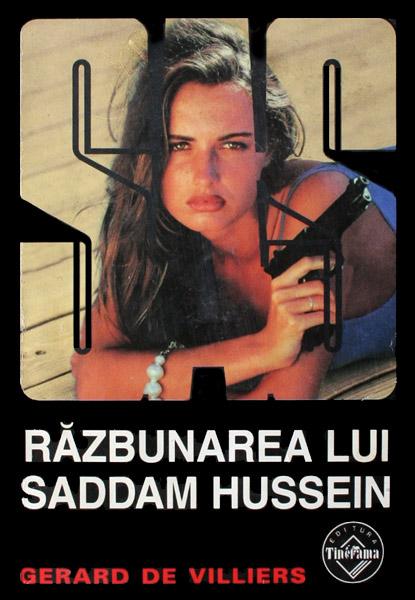 SAS: Razbunarea lui Saddam Hussein - Gerard de Villiers