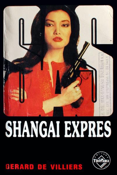 SAS: Shangai Expres - Gerard de Villiers