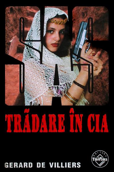 SAS: Tradare in CIA - Gerard de Villiers