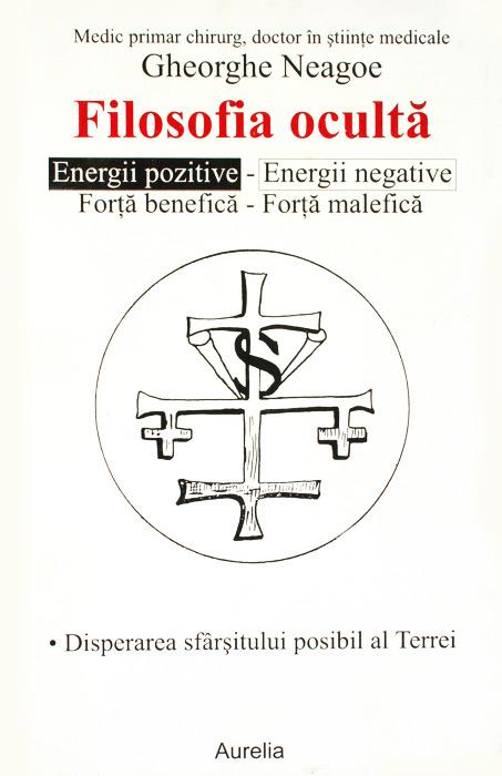 Filosofia oculta - Gheorghe Neagoe