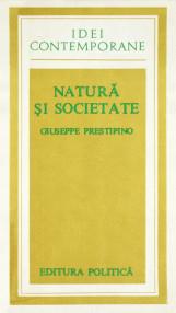 Natura si societate - Giuseppe Prestipino